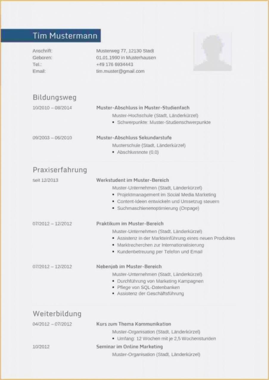 Eine Probe von 15+ Arzt Lebenslauf  Formacion Rpd Vorlage Lebenslauf Arzt