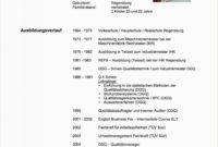 Eine Probe von 20+ Tabellarischer Lebenslauf Referendariat  Acl Exchange Muster Tabellarischer Lebenslauf Referendariat