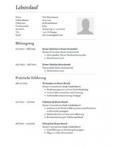 Eine Probe von  Lebenslauf Muster Für Anwaltsgehilfe Lebenslauf Designs Lebenslauf Vorlage Schweiz Pflege