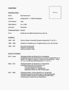 Neueste Muster Lebenslauf Jobscout24 Lebenslauf 2015 Vorlage Vorlage Lebenslauf Jobscout