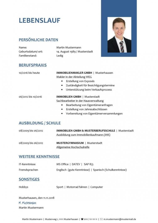 9+ Lebenslauf Beispiel Ausbildung  Tchoups Market Vorlage Lebenslauf Muster