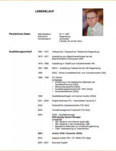 Eine Probe von  12+ Lebenslauf Vorlagen Metall  Jrobinberry Lebenslauf Vorlage Jpg