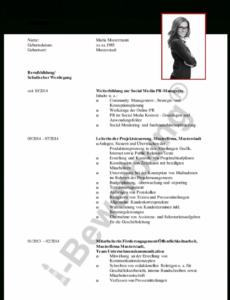 Eine Probe von  Positiv Anschreiben Assistentin Geschäftsführer Ungewöhnlich Muster Vorlage Lebenslauf Assistentin Der Geschäftsführung