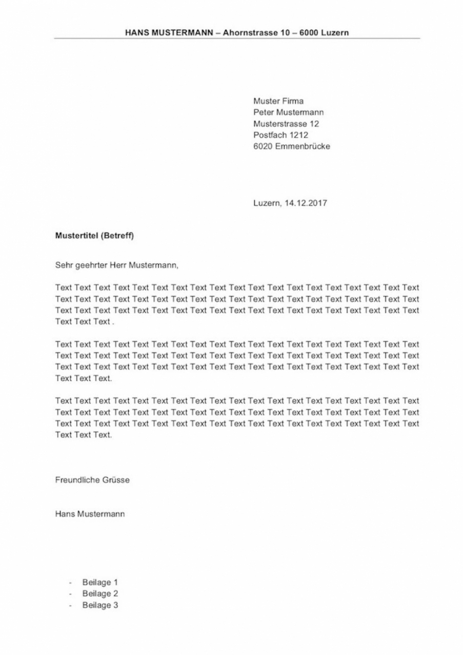 Eine Probe von  Staffelung Bewerbungsschreiben Kv Muster Schweiz Briefvorlage Bewerbungsschreiben Vorlage Kv Schweiz