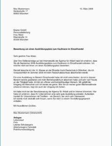 Extraordinay Bewerbungsschreiben Muster Kostenlos Lagerarbeiter Bewerbungsschreiben Vorlage Kv Schweiz