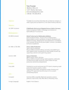 Original Lebenslauf In Englisch Musterbeispiel Lebenslauf Bewerbung Lebenslauf Vorlage Schweiz Englisch