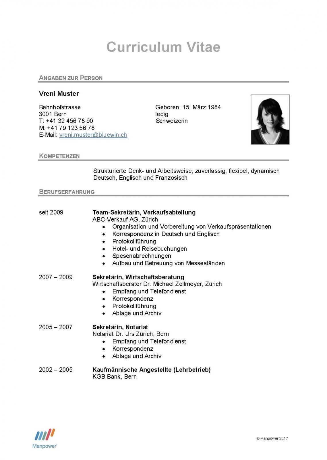 Porbe von  13 Lebenslauf Lehrer Vorlage The Complete Works Tolle Lebenslauf Lebenslauf Vorlage Schweiz Lehrer