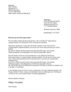 Porbe von  Auf Mustervorlagech Finden Sie Bewerbungsschreiben Muster Und Lebenslauf Vorlage Schweiz Lehrer