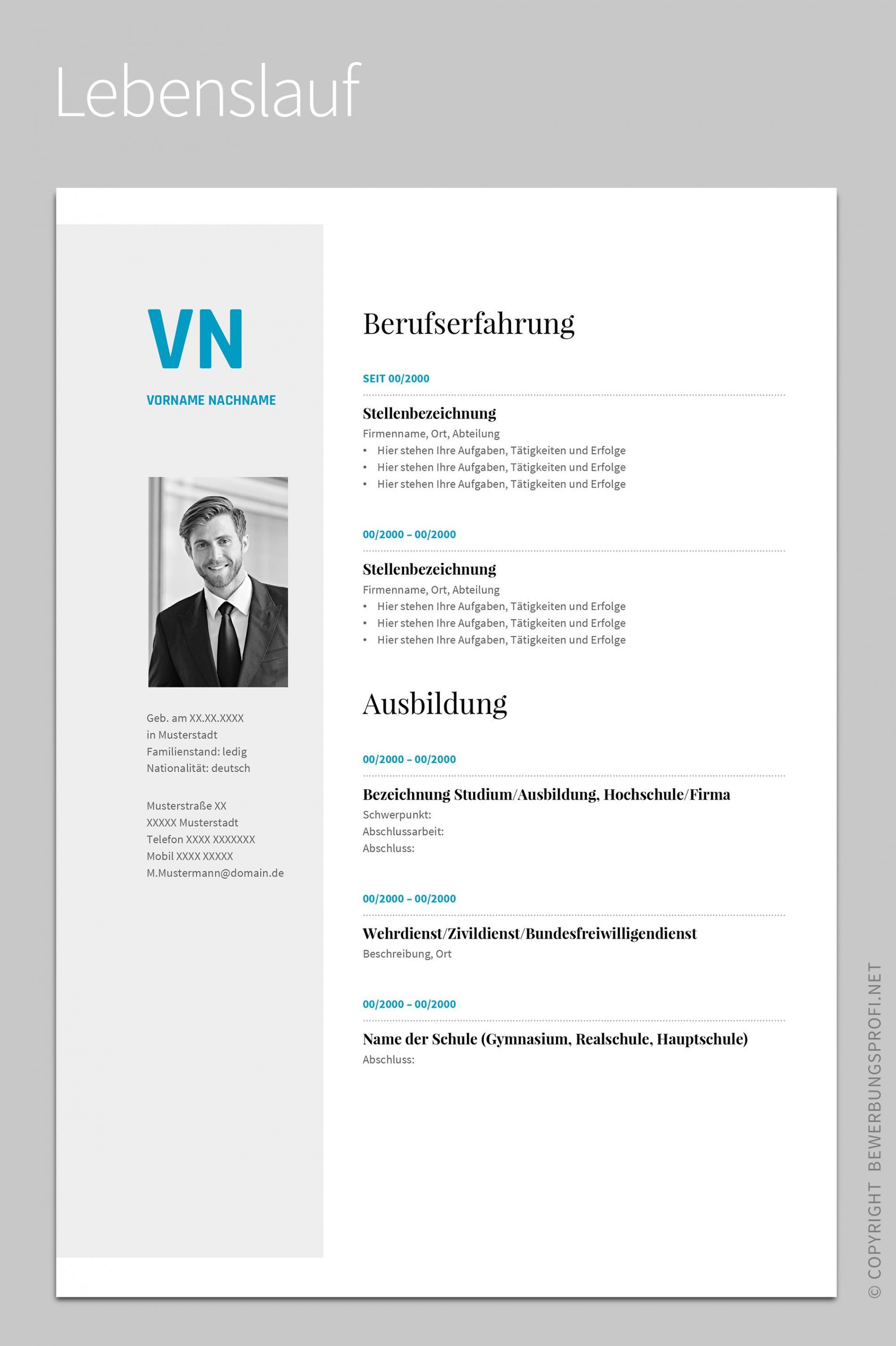 Porbe von  Lebenslauf 1 Balera  Bewerbung    Resume Cv, Resume Und Vorlage Lebenslauf Karriere.at