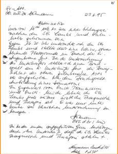 Porbe von  Lebenslauf Handschriftlich  Bewerbungsschreiben Lebenslauf Vorlage Schüler Handschriftlich