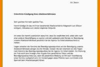 [%Eine Probe%|Porbe|] von13+ Kründigung Schreiben Verein  Usfpanhellenic Barter Vereinbarung Vorlage