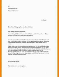 [%Eine Probe% Porbe ] von13+ Kründigung Schreiben Verein  Usfpanhellenic Barter Vereinbarung Vorlage