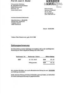 das sample von abrechnungsmöglichkeiten  pdf kostenfreier download igel rechnung vorlage excel