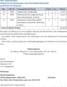 bearbeitbar von abrechnung für zahnarztpraxen kompakt  pdf free download private vereinbarung zahnarzt muster doc