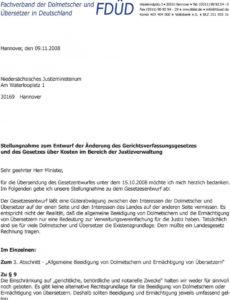 das beispiel von fachverband der dolmetscher und übersetzer in deutschland dolmetscher rechnung vorlage word