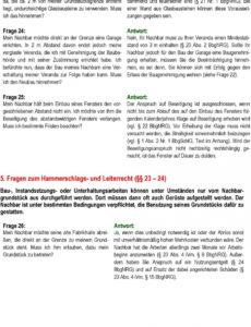 eine probe von auf gute nachbarschaft  pdf kostenfreier download vereinbarung nachbar grenzbebauung vorlage pdf