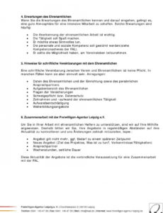 eine probe von fragebogen für ehrenamtliche tätigkeiten in vereinen und vereinbarung ehrenamtliche tätigkeit doc