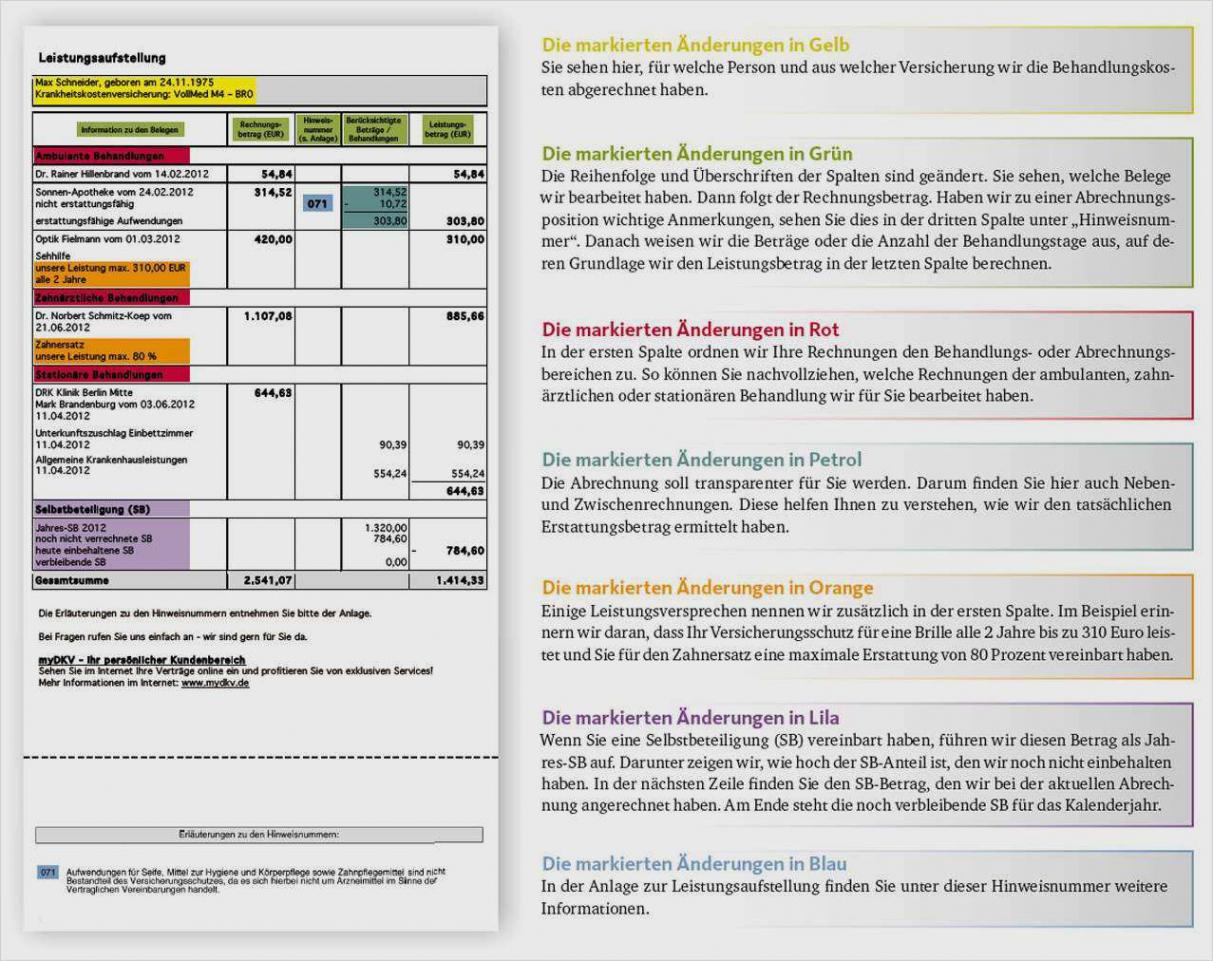 das sample von 14 fabelhaft rechnung bei krankenkasse einreichen vorlage rechnung bei krankenkasse einreichen vorlage excel