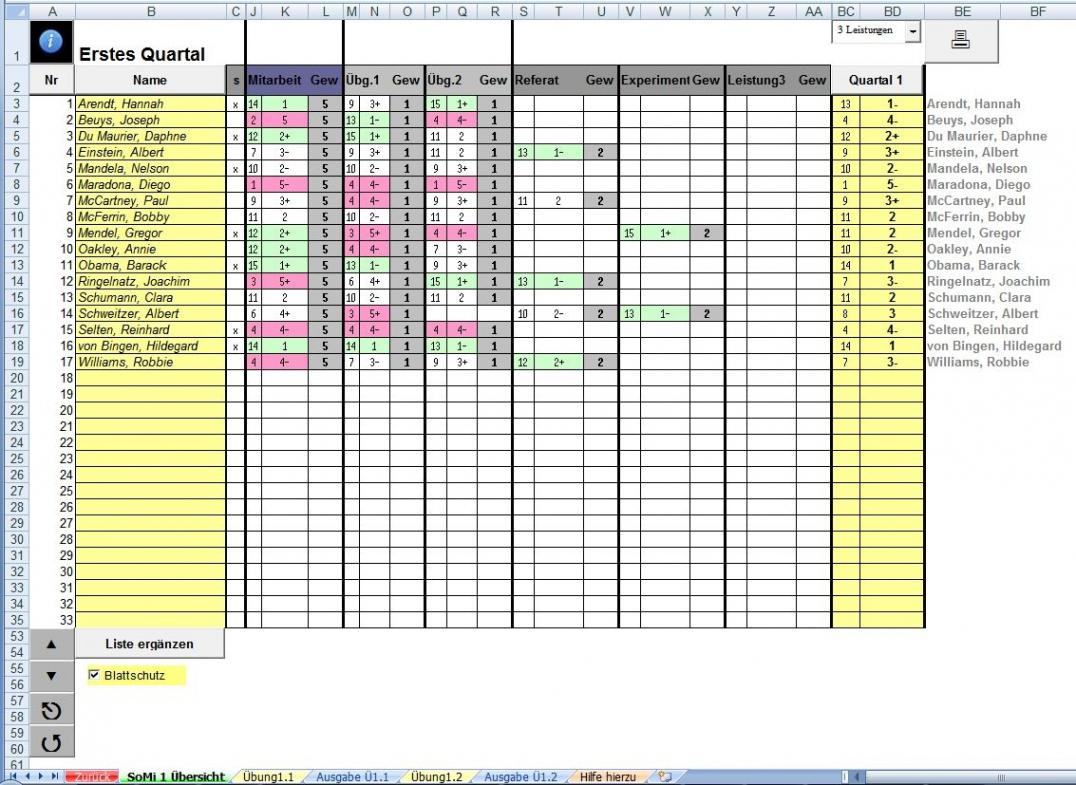 Beste Vorlage Lerngruppe Steuererklärung Excel Frei
