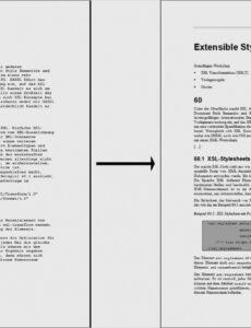 Sampler Technische Dokumentation Vorlage Doc Frei