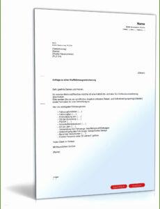 Beispiel Sonderkündigungsrecht Kfz Versicherung Vorlage Excel Frei