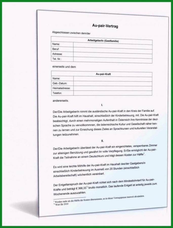 Beispiel Vertrag Zwischen Privatpersonen Vorlage Doc