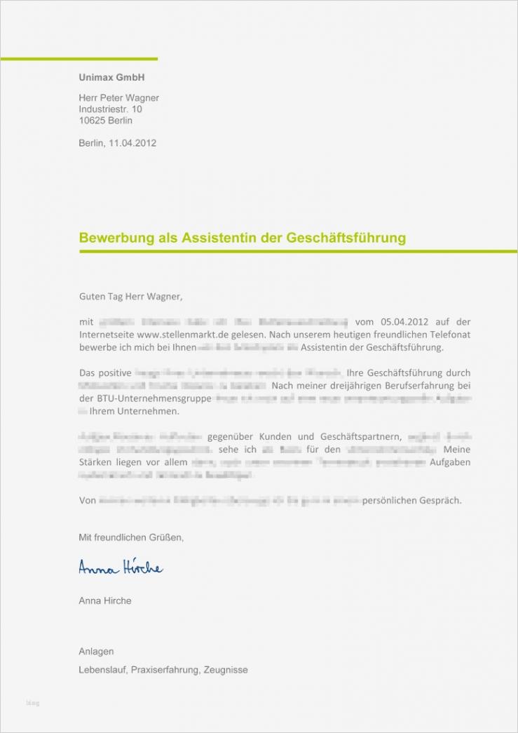 Kündigung Öffentlicher Dienst Vorlage PDF Frei