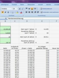 Sampler Kostenplanung Projekt Vorlage  Bearbeitbar