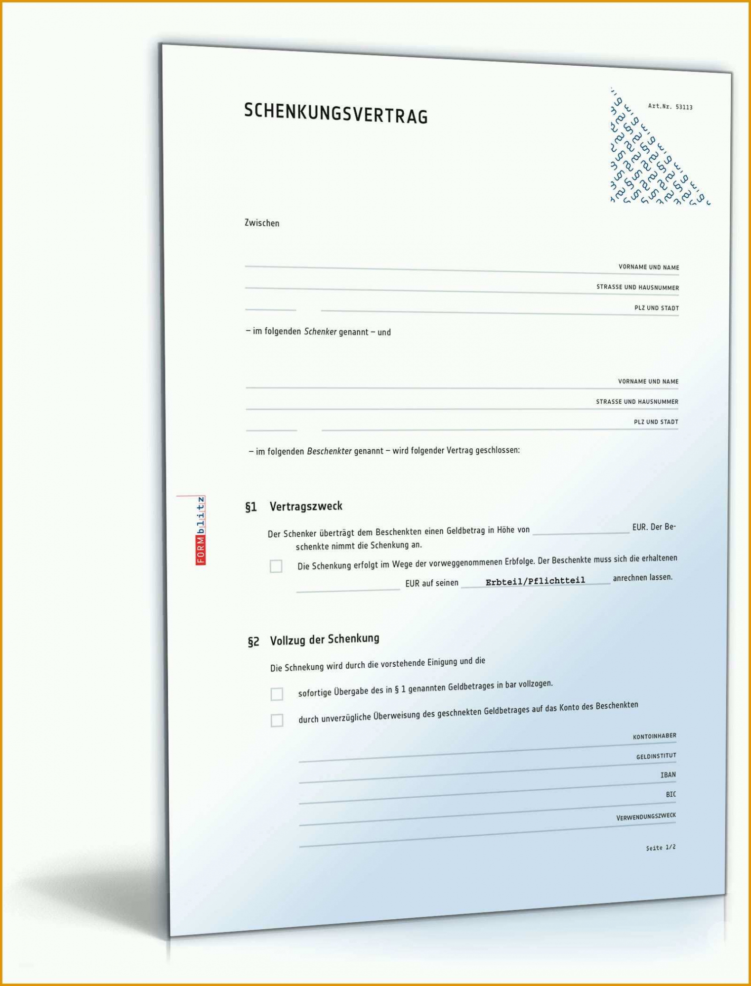 Sampler Vertrag Zwischen Privatpersonen Vorlage Doc Bearbeitbar
