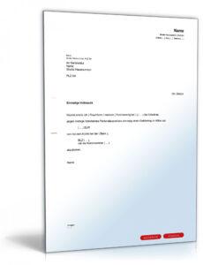 Sampler Vollmacht Bankkonto Vorlage PDF Kostenlos