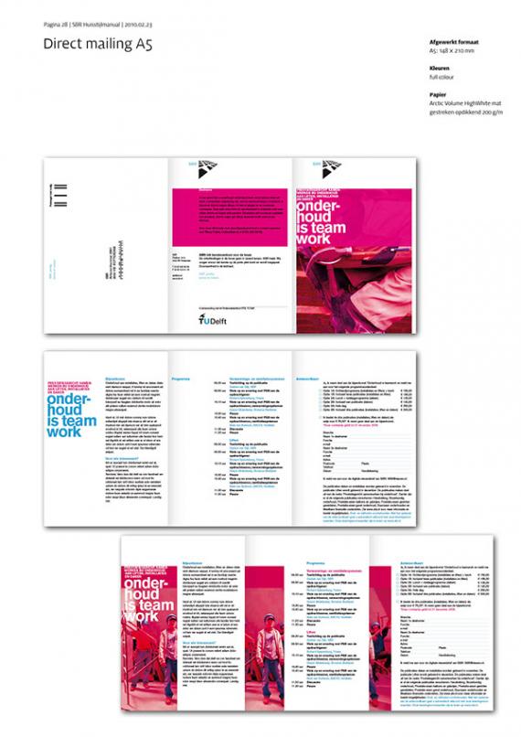 Beispiel Corporate Design Manual Vorlage