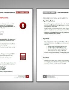 Beste Corporate Design Manual Vorlage