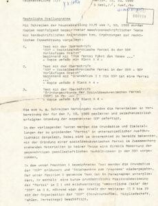 Beste Stellungnahme Vorlage Schule PDF