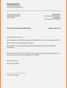 Fitnessstudio Vertrag Pausieren Vorlage PDF Frei