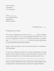 Kündigung Krankenversicherung Vorlage PDF