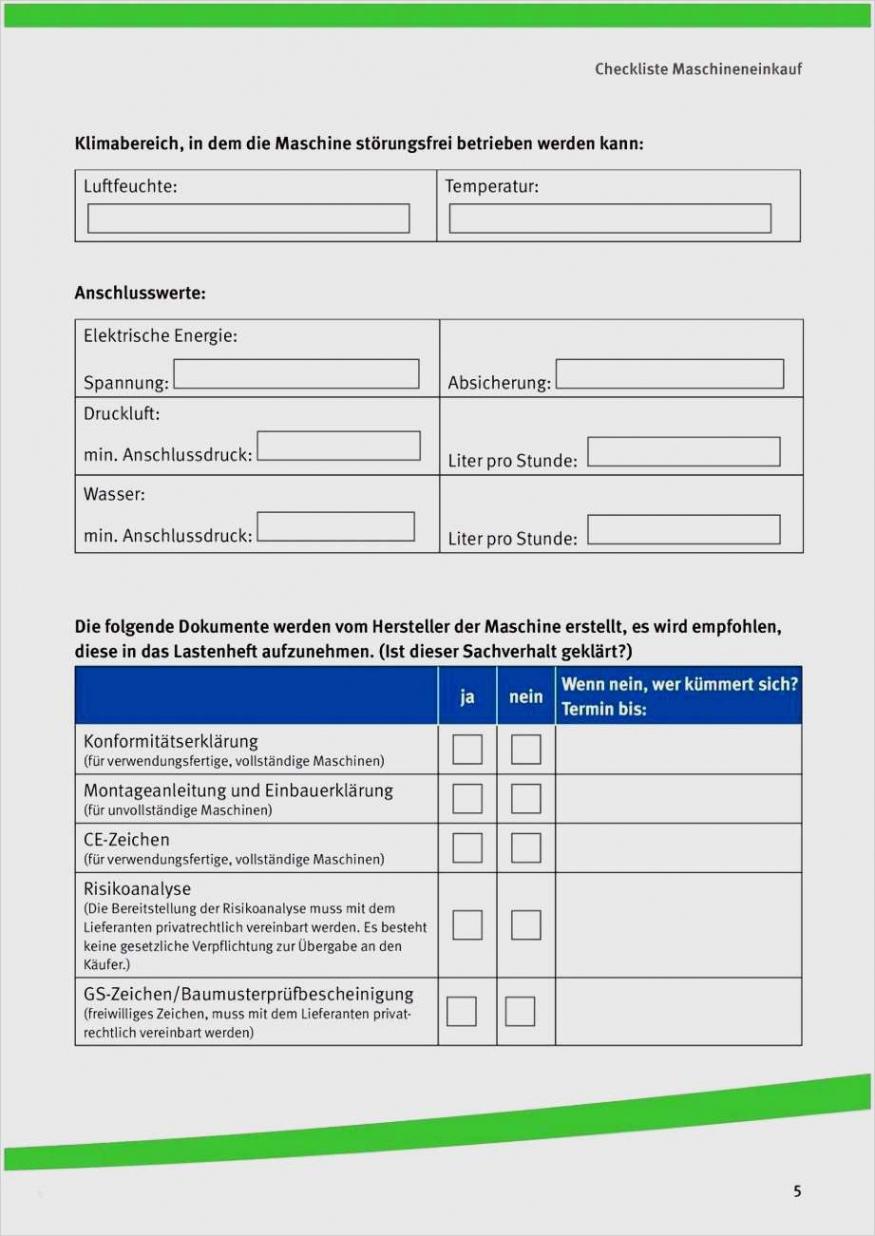 Risikoanalyse Projektmanagement Vorlage PDF Druckfähig