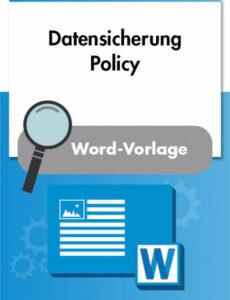 Risikomanagement Handbuch Vorlage  Frei