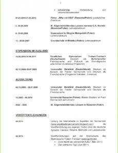 Sampler Stellungnahme Vorlage Schule Excel Frei