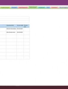 Beispiel Meilensteine Projektmanagement Vorlage PDF