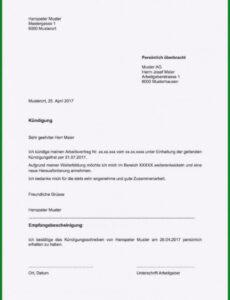 Beste Kündigung Vorlage Fitnessstudio Zum Ausdrucken PDF