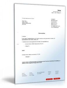 Beispiel Kündigung Auf Ärztlichen Rat Vorlage Agentur Für Arbeit Excel