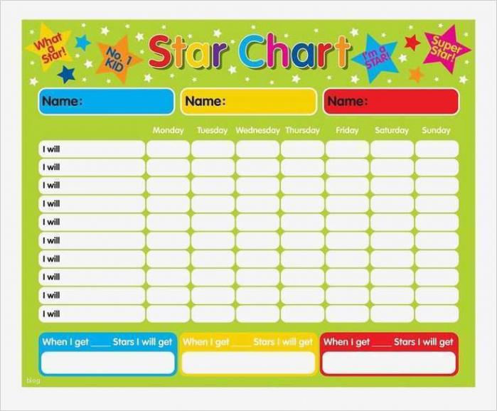 Bild Belohnungssystem Kindern Vorlage Zum Ausdrucken Kostenlos Doc Kostenlos