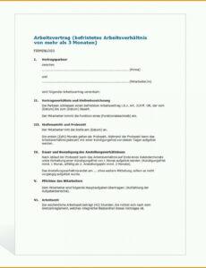 Kündigung Auf Ärztlichen Rat Vorlage Agentur Für Arbeit