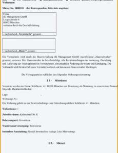 Sampler Kündigung Wegen Nicht Erbrachter Leistung Vorlage Excel