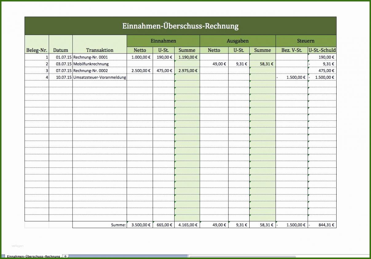 Sampler Monatliche Ausgaben Tabelle Vorlage Doc Bearbeitbar