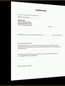 Sampler Versicherung Kündigen Vorlage Zum Ausdrucken Doc